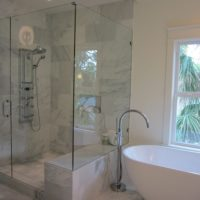 custom bathroom remodeler, todd bosco, bosco building, atlantic beach remodeler