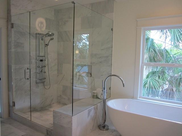 custom bathroom remodeler, todd bosco, bosco building, atlantic beach remodeler