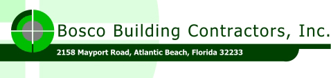 Bosco Building Contractors, Inc.