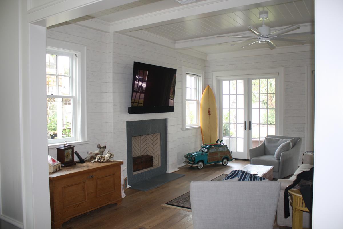 beachside floors, living room remodeling, flooring installer, bosco building
