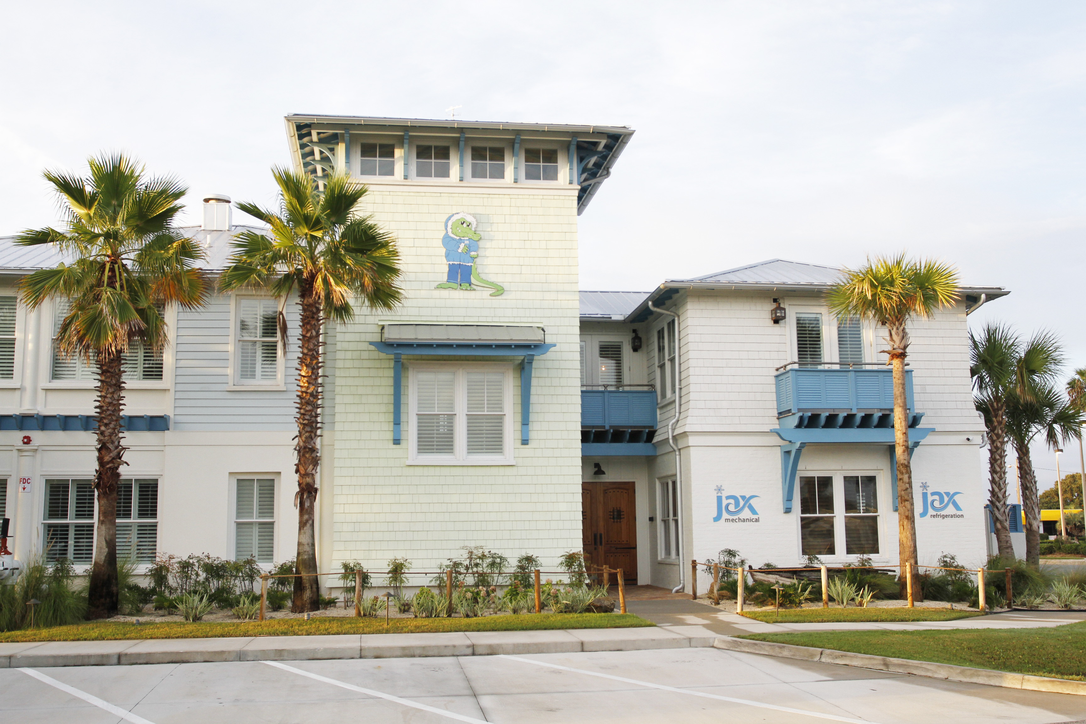 tenant build out jacksonville beach, commercial builder, jax refrigeration, jax beach commercial contractor
